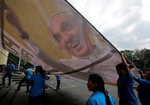 Pope Asia