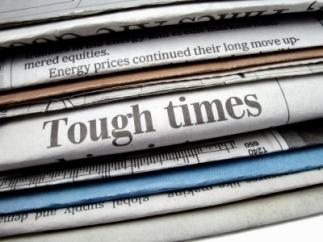 Tough Times Headlines