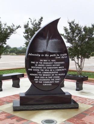 Waco Tornado Stone