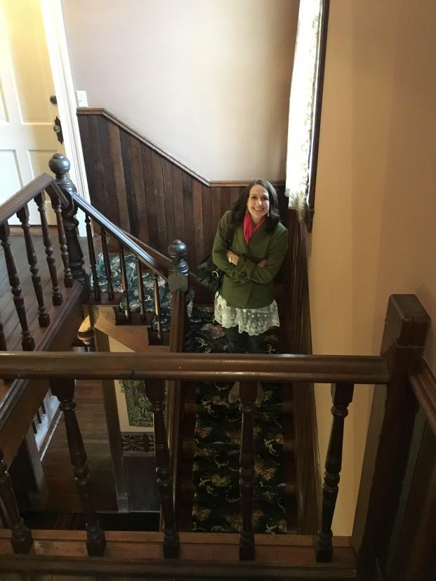 inn-stairway