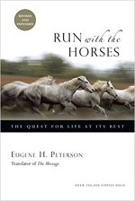 run with horses