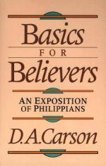 Basics for Beleivers